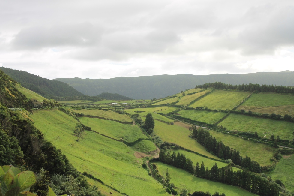 Lago do Fogo, Azores, Azoren