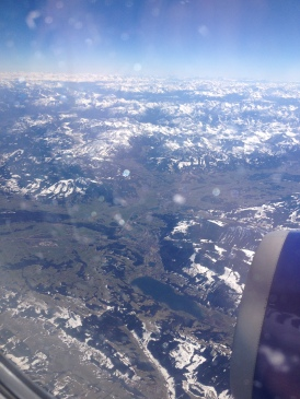 Heimat from above (approach into MUC via Oberallgäu)