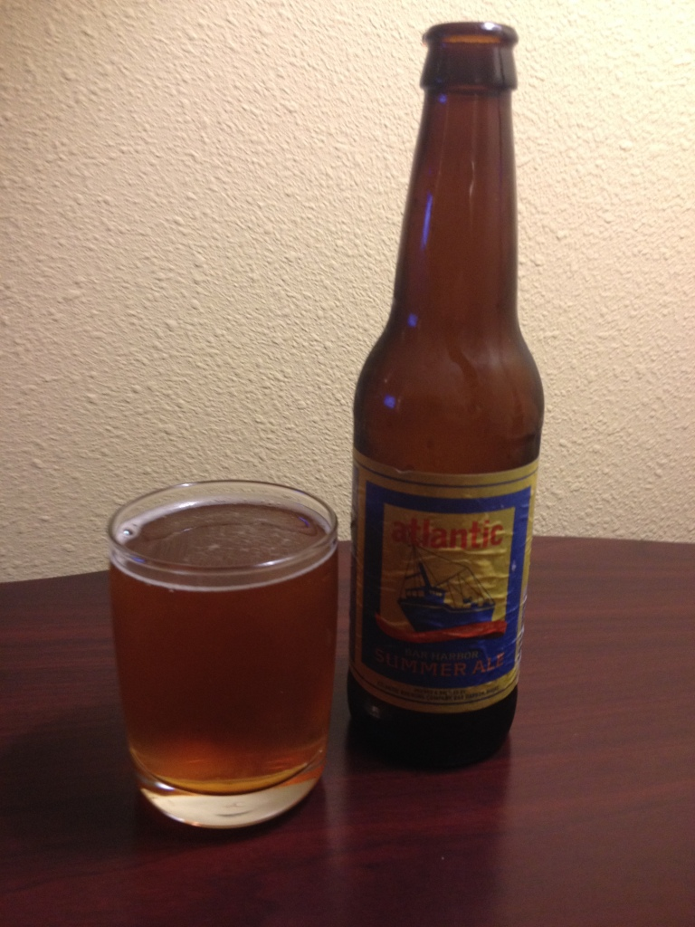 Shipyard Atlantic Summer Ale