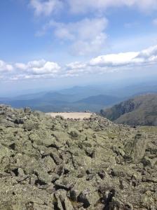 Gipfel Mt. Washington