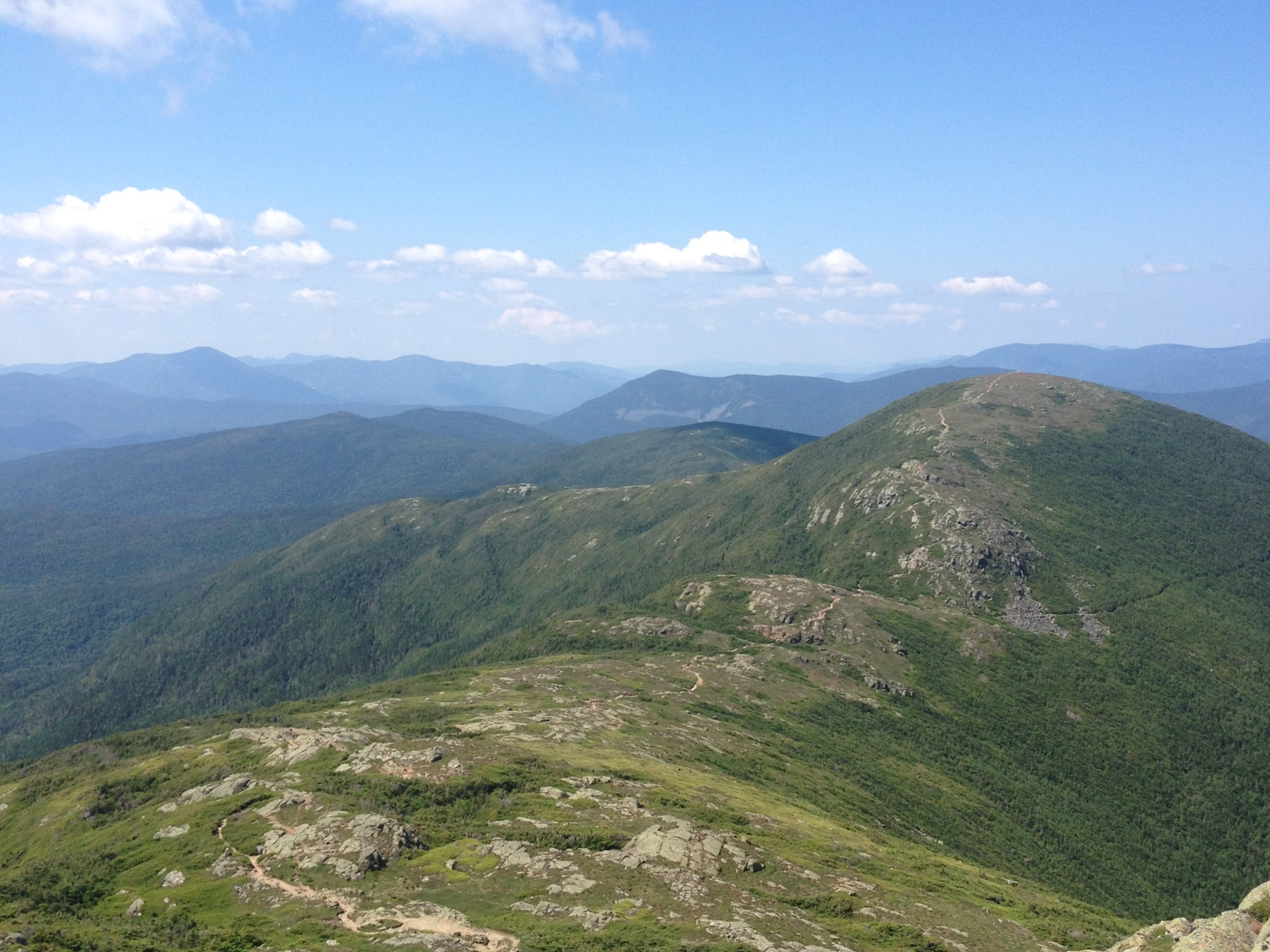 Appalachian Trail, Presidential Range, NH