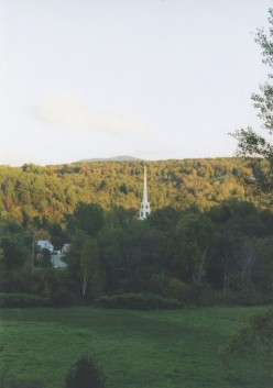 Vermont, Sept. 2003