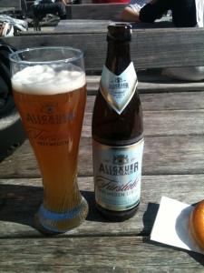 Traditional Bavarian Hefeweizen-BeerTraditional Bavarian Hefeweizen-Beer