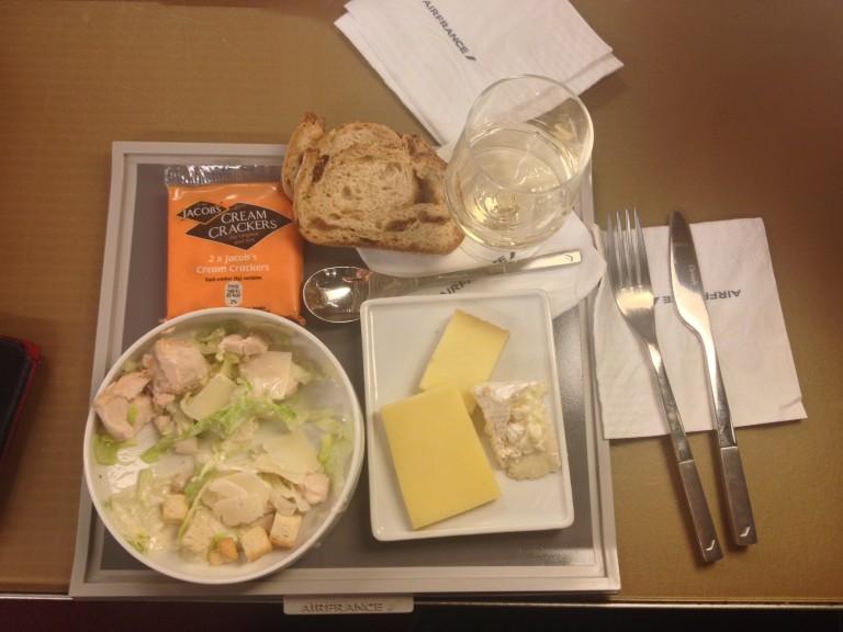 Klassischer Cesar's Salad