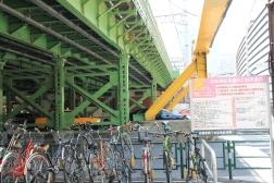 Biking Tokio
