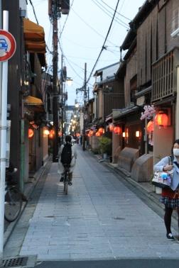 Nightfall in Gijon