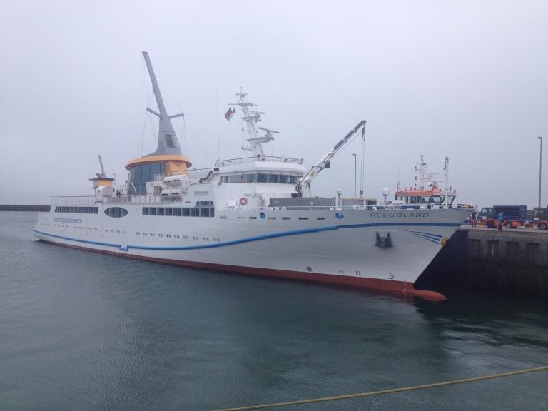 "Seebäderschiff ""Helgoland"""