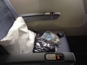 LH Seats and Amenities