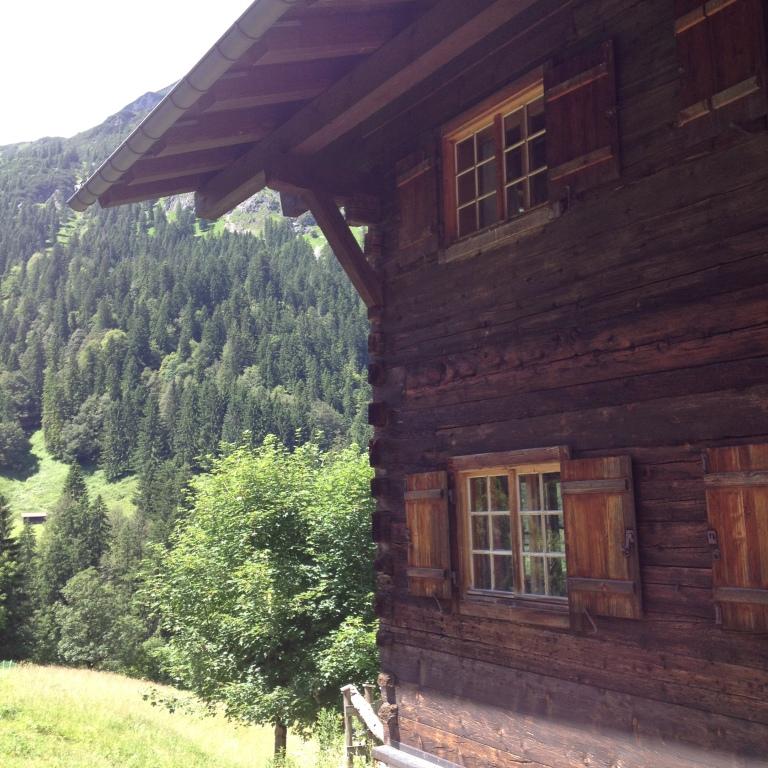 Haus in Einödsbach