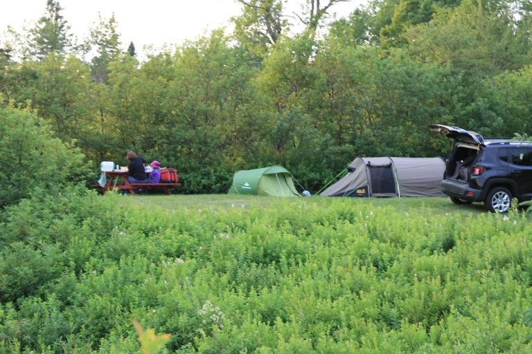 Mainayr Campground in Steuben