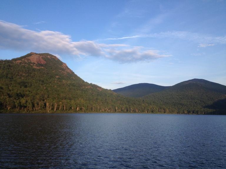 Lower South Branch Pond