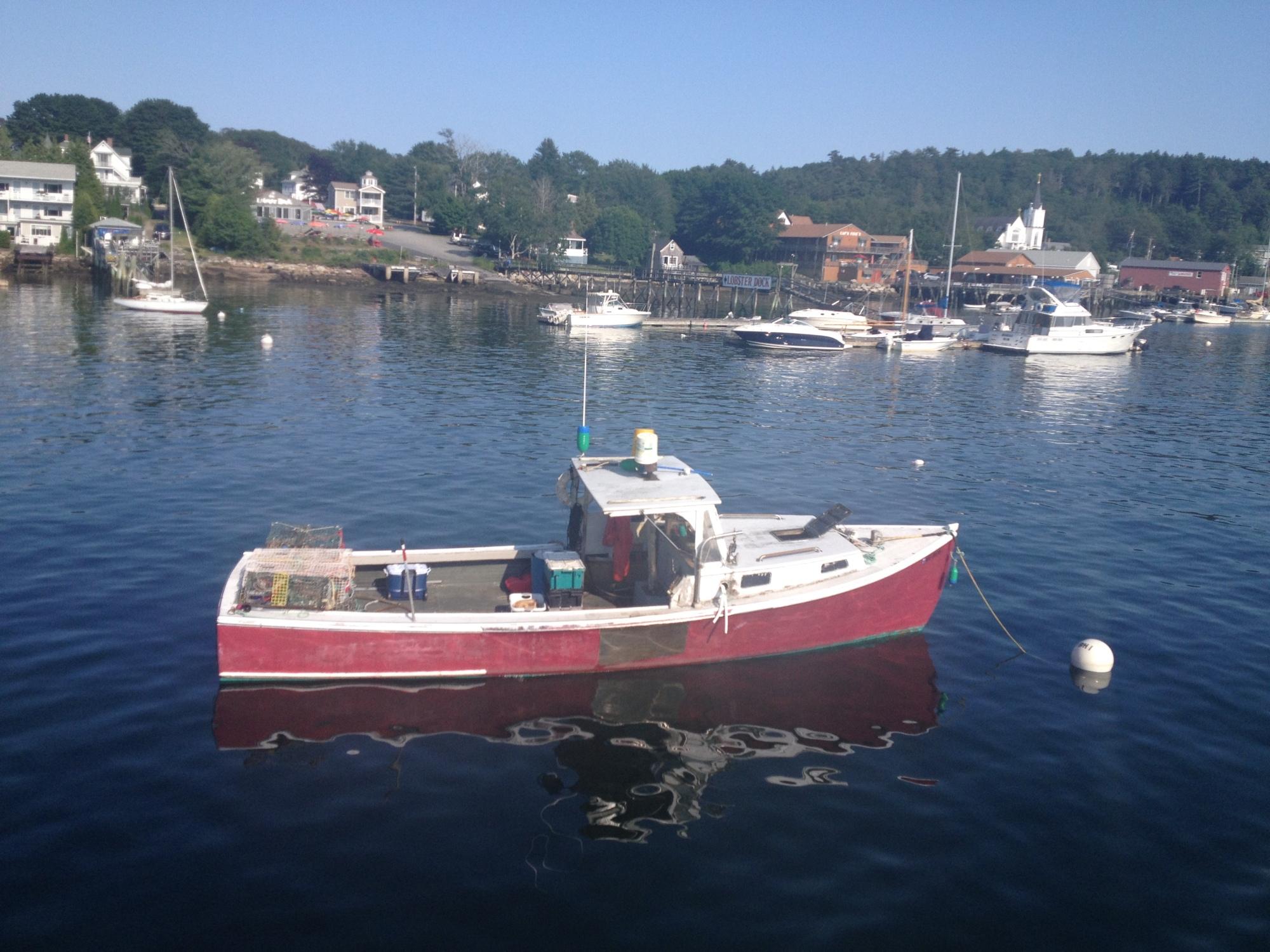 Hummerboot