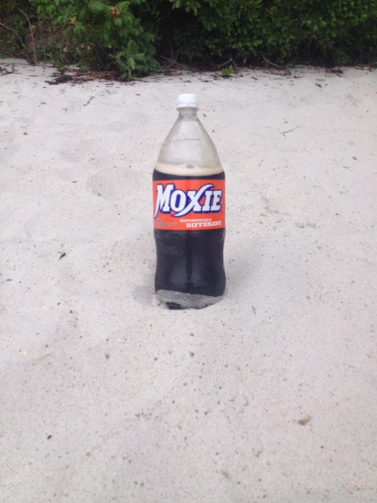 Moxie, die Mainer Nationallimo