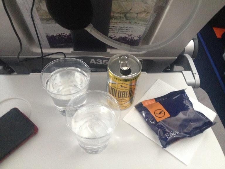 Lufthansa Inflight G&T