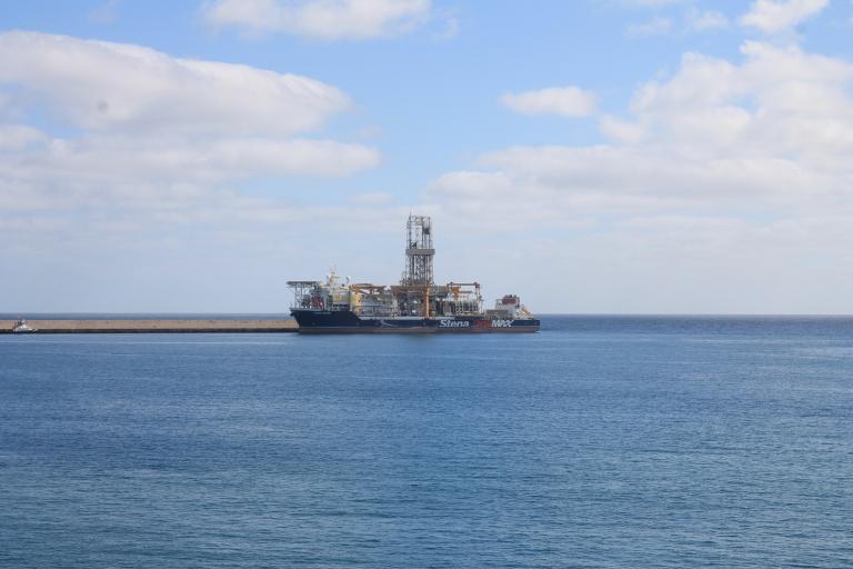 Bohrschiff Stena Drill Max