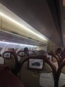 ATR 72 Cabin