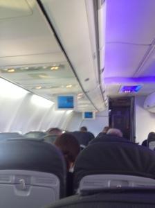 IFE Screens and Boeing's Gloryfied Mood Lighting