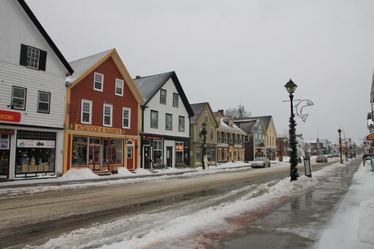X-mas blackout in St Andrews, New Brunswick 2015