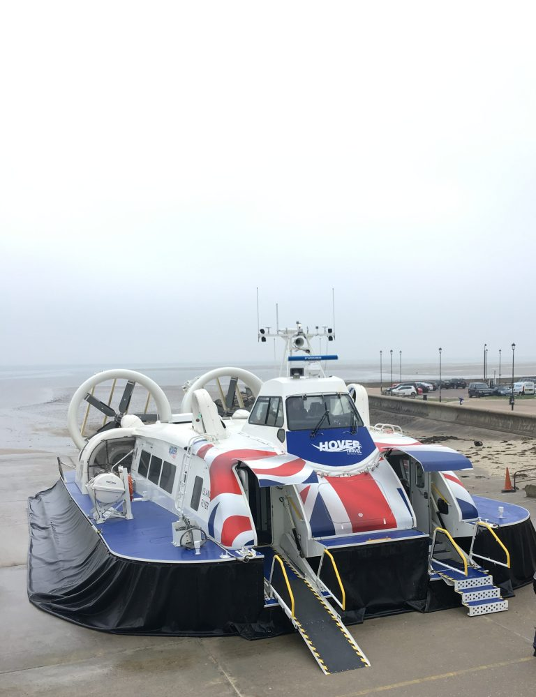 Hovercraft Portsmouth - Isle of Man