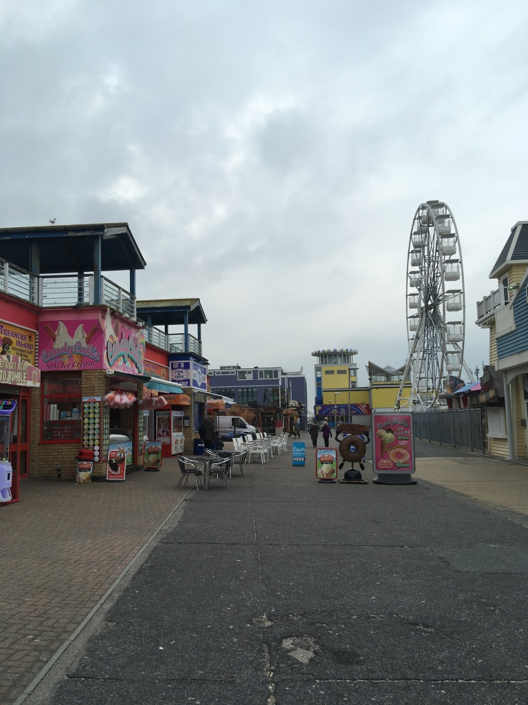 Clarence Pier, Portsmouth, UK