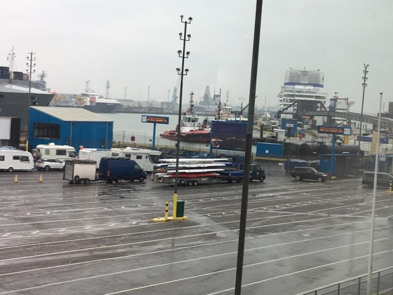 Portsmouth International Ferryport