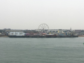 Portsmouth - Santander M/V Pont Aven (Brittany Ferries)