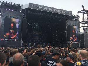 Anthrax auf dem WOA 2019