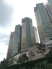 Cheonggycheong in Seoul