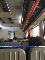Korail Mugunghwa-Ho train